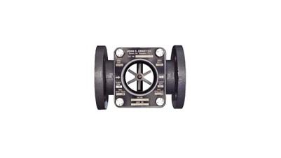Rotator Sight Flow Indicator