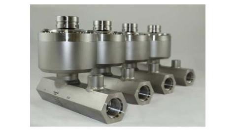 HO Series Subsea Turbine Flowmeters