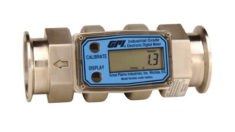 G2 Series Stainless Steel Flow Meter