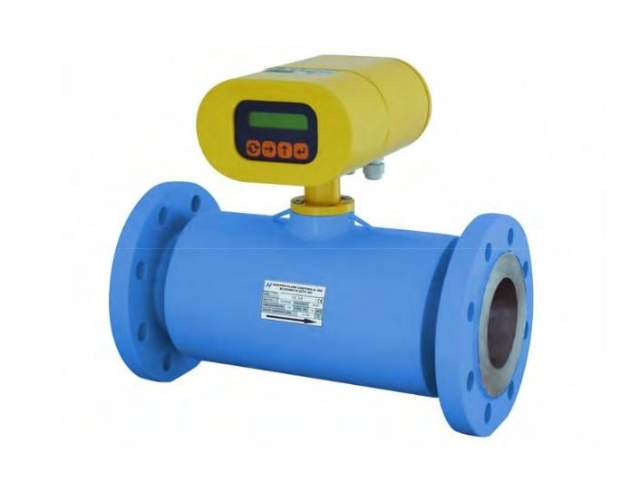 Transi-Flo I Ultrasonic AC Powered Flow Meter