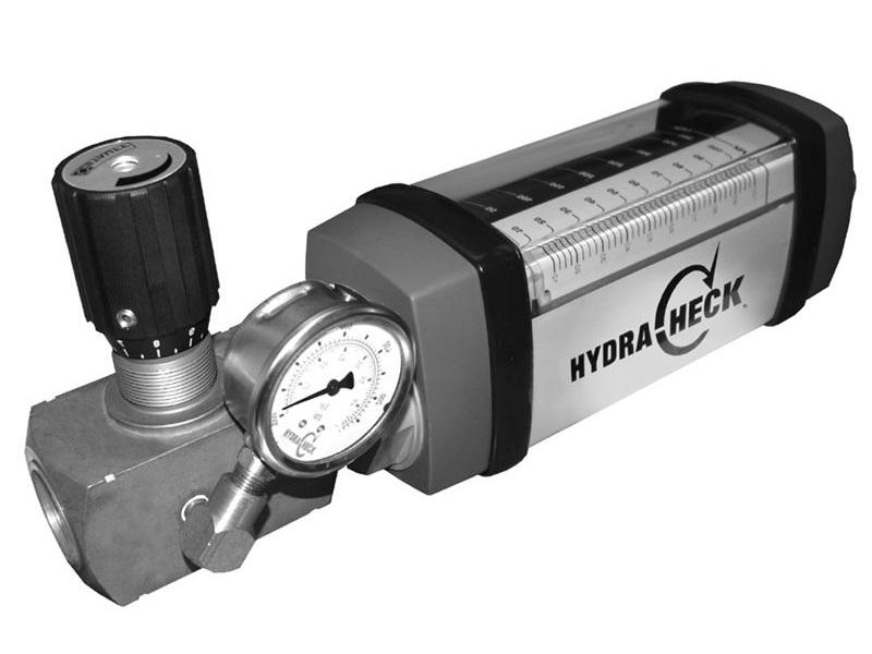Inline Flow Meter Test Kit