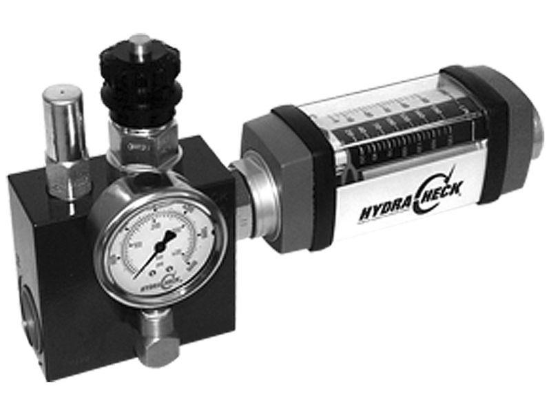 Reverse Flow Inline Flow Meter