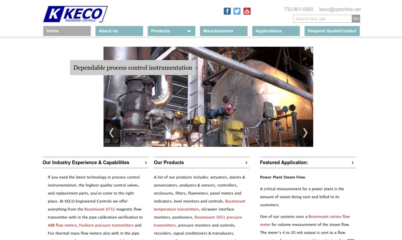 KECO Engineered Controls