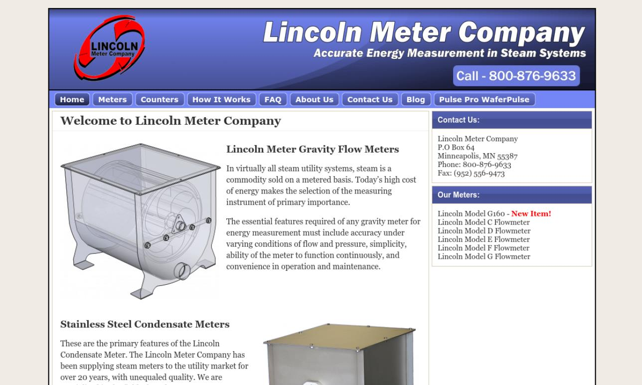 Lincoln Meter Company™