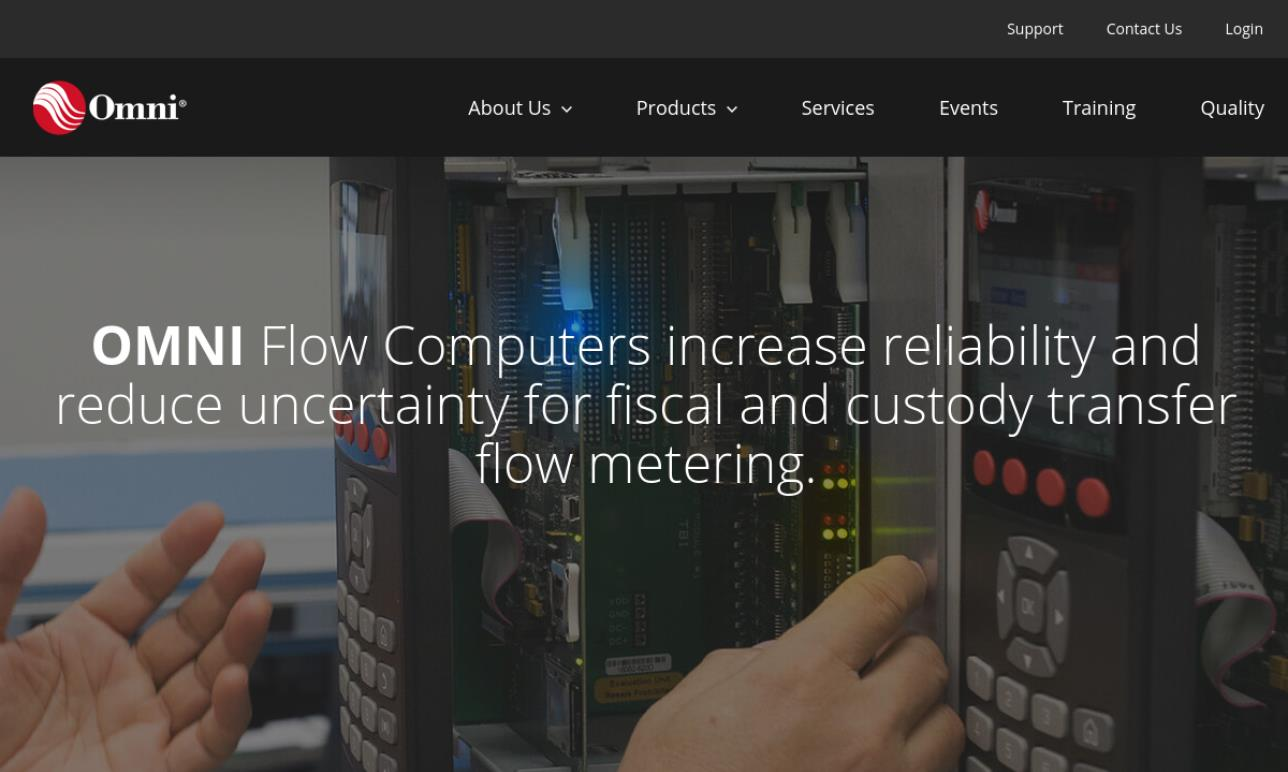 OMNI Flow Computers Inc.