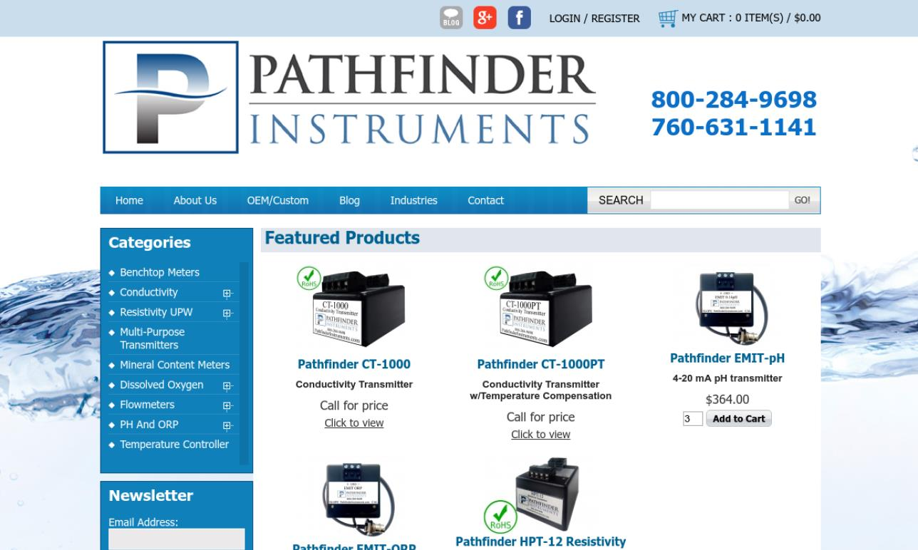 Pathfinder Instruments