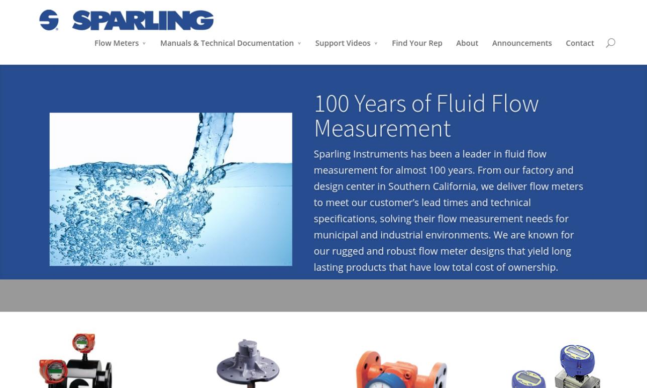 Sparling Instruments, LLC