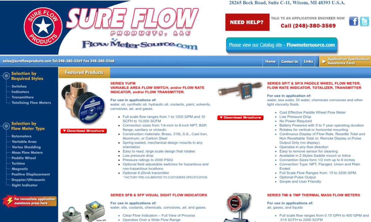 Sure Flow Products, LLC